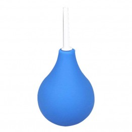 Enema Bulb - Douche for Men Women Silicone Anal Cleaner